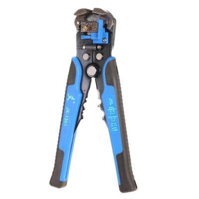 KKmoon Multifuncional Pelador de Cable Automático Ajustable Herramienta de engaste Peladura Pinzas