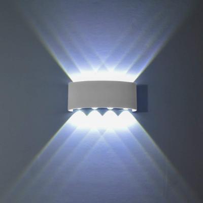 Topmo-plus Apliques De Pared Moderna Lámpara De Pared Exterior