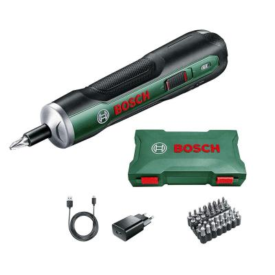 Bosch, Atornillador Push Drive (batería integrada de 1, 5 Ah, 3, 6 V, 360 rpm, en caja)
