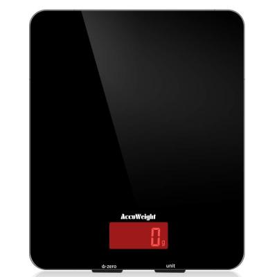 ACCUWEIGHT Báscula de Cocina Digital
