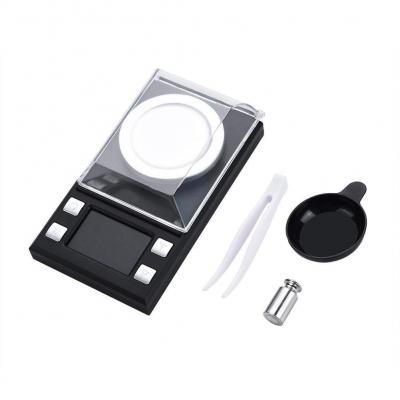 FTVOGUE Mini LCD Escala Digital Portátil de Bolsillo Electrónico Escala de Alta Precisión 0.001g Joyería Herramientas de Pesaje de Oro