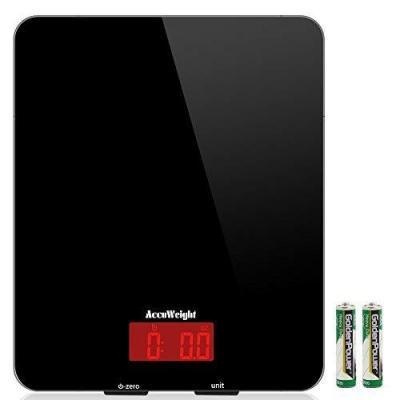 ACCUWEIGHT Báscula digital de cocina