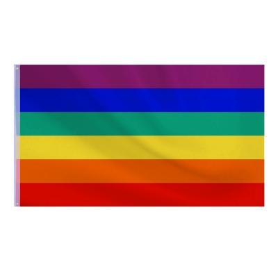 Hotop Bandera De Arco Iris De Orgullo De Gay