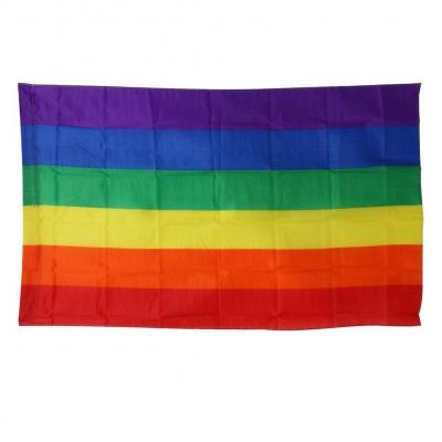 Banderas y carteles con los colores del arcoíris de Everpert
