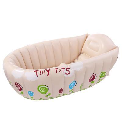 Idea niños: Bañera inflable ; medidas 29x60x91 cm
