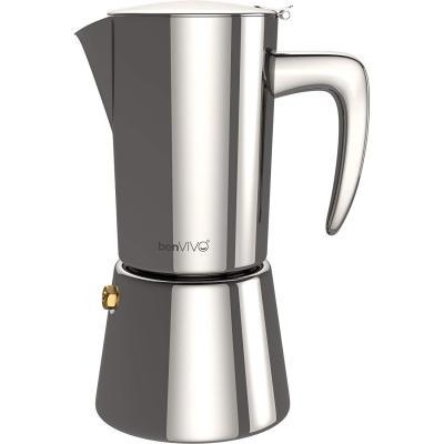 Mejor Cafetera 3 Tazas Acero Inoxidable