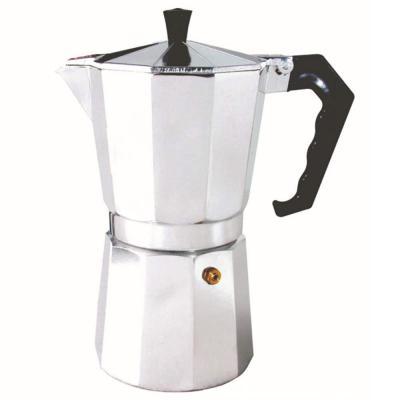 DuDuDu Hogar Aluminio Mocha Latte cafetera Estufa cafetera Herramienta fácil Limpieza para el hogar Oficina café 50 100 150 300 450  600ML