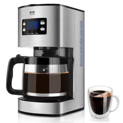 Kyg Cafetera Goteo Máquina De Café Con Temporizador