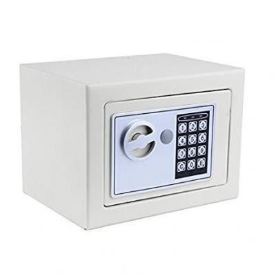 Hopekings Caja Seguridad 230X170X170 mm
