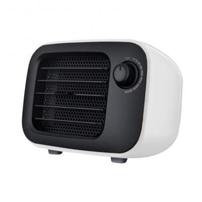 Suyoo Mini Excel Eco- Calefactor Cerámico De Rápido Calentamiento Con Potencia Regulable De 500w
