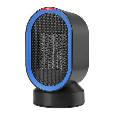 COMLIFE Calefactor Eléctrico Cerámico Oscilación Automática Viento Caliente y Natural Calentador Portátil para el hogar y la Oficina