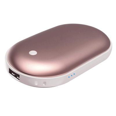 Four Heart Calentador de Mano USB USB-C Recargable