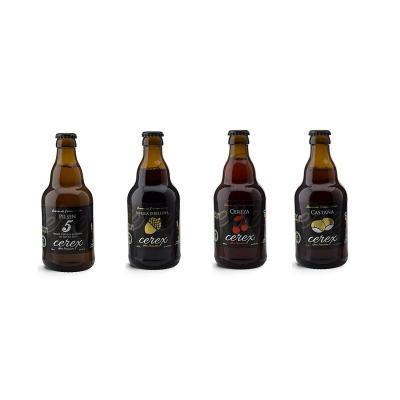 Pack Desgustación de 4 Cervezas Artesanas