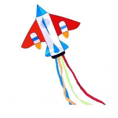 Flying Kite Novelty Forma de avión Cometas Niños al Aire libreDesarrollo Juguete Niños Niño Festival Regalo Juguete