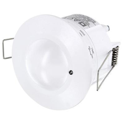 Empotrable HF Detector de movimiento 360  con sensor crepuscular  Alta frecuencia Radar HF 5