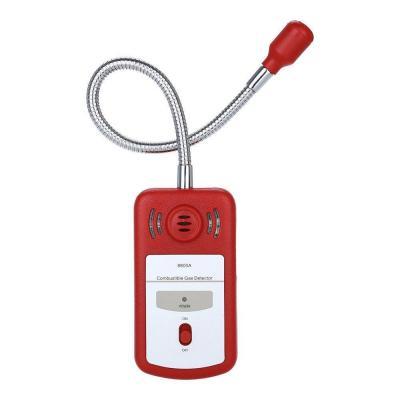 Detector de Fugas de Gas Combustible Sensor sniffer con alarma de luz y sonido general Herramientas del hogar Probador portátil de fugas de gas