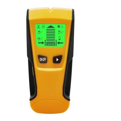 Flybiz Detector De Pared Encontrar Stud Finder Con 3-en-1 Metal Ac Alambres Escáner De Madera Con Pantalla Lcd Retroiluminada???para Detecta Ac Cable