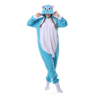 Pijamas Enteros Cosplay Adulto Ropa de Dormir Hombre Camisones Disfraces Carnaval Ropa Pijamas de Una Pieza Mujer