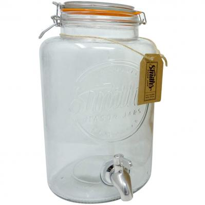 Smiths Mason Jars Dispensador De Bebidas