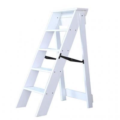 Escaleras Escalerillas Escaleras De Tijera De Madera