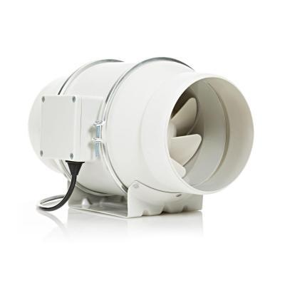 STERR  Extractor en línea con ventilador de conductos silenciosos 150-160 mm  DFA150