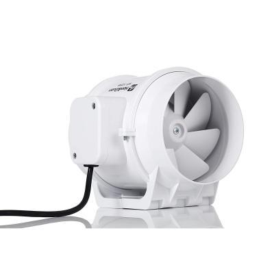 Hon And Guan Extractor Ventilador De Aire En Línea Super Ligero Y Silencioso