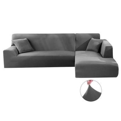 Iraza 2 Piezas Funda De Sofa Elástica Chaise Longue