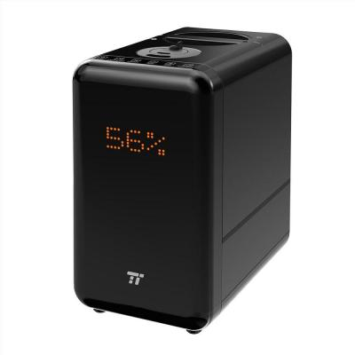 TaoTronics Humidificador Vapor Caliente 6L Añadir Agua de Arriba