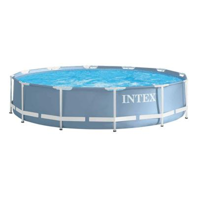 Intex, Piscina desmontable Intex and depuradora 366x76 cm, 6.503 l, 28712NP