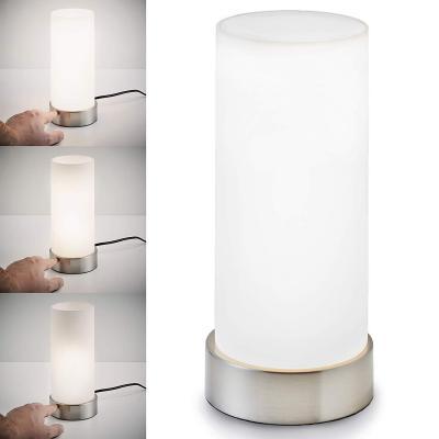 Lámpara de mesa táctil máx. 25 W E14