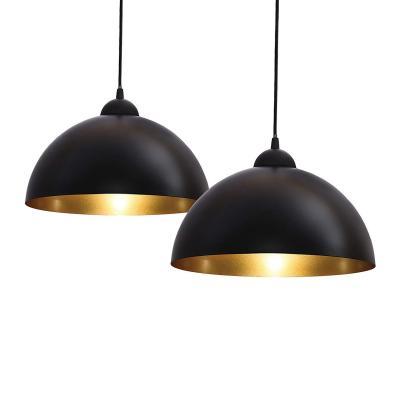 B.k.licht Vintage Lámpara De Techo