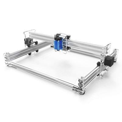 KKmoon A3 Pro 500 2500 5500Mw Grabado Tallado Escritorio Usb Láser Máquina Diy Impresora con Protector Gafas
