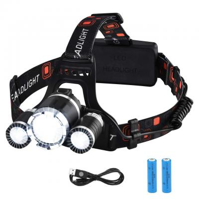 Victsing Linterna Frontal Led
