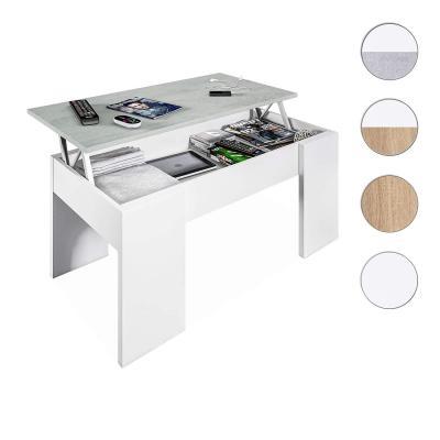 Habitdesign 0l1640a- Mesa De Centro Elevable