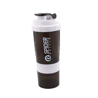 Botella De Mezclador De Coctelera De Proteínas Sport Gym
