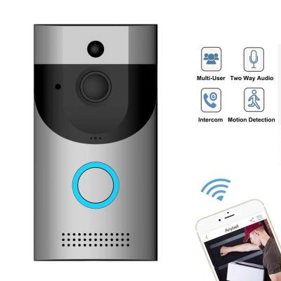 ZYLFN Smart Home WiFi Video Timbre