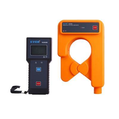 Multímetro Digital Automático Medidor de corriente de abrazadera de voltaje inalámbrico H L Medidor de corriente alterna de corriente de fuga de alto voltaje ETCR9200B