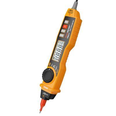Protmex MS8211 Multímetro Tipo de pluma LCD Digital Multímetro DC  AC voltaje Corriente Resistencia Ensayador Amperímetro Multitester Con NCV