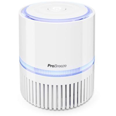 Pro Breeze Purificador de Aire Mini con Auténtico Filtro HEPA e Ionizador