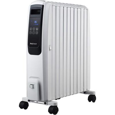 Pro Breeze Digital Radiador De Aceite 2500w