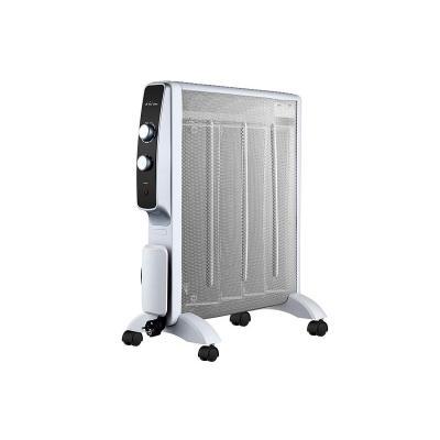 Calefactor Radiador Eléctrico Bajo Consumo Con Panel De Mica Hasta 2000 W