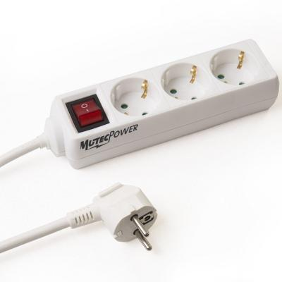 Mutecpower Cable Alargador Ca De 25 Metros