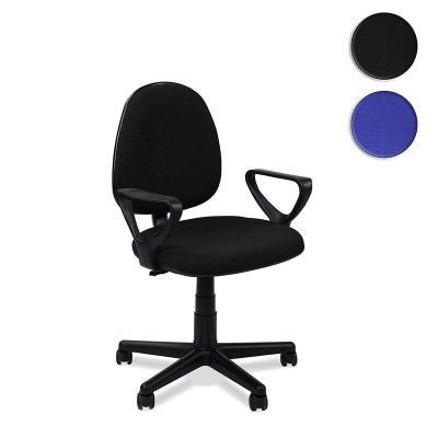 Adec, Danfer, Silla de escritorio, silla de oficina, silla de despacho, medidas: 54 x 79, 91 cm.