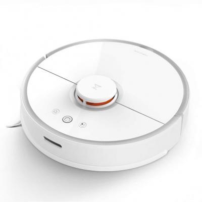 RoboRock S50 Robot Aspirador Sweep-Mop Wi-Fi Laser Navigation Fuerte Succión All Floor App Control 5200mAh 2000Pa